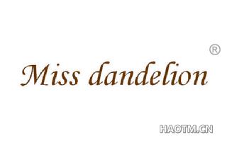 MISS DANDELION