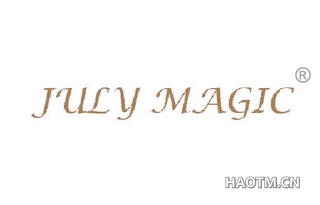 JULY MAGIC