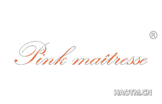 PINK MAITRESSE