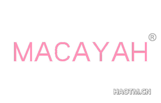 MACAYAH