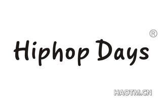 HIPHOP DAYS