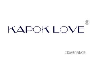 KAPOK LOVE
