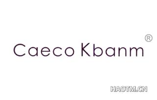 CAECO KBANM