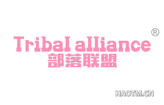 部落联盟 TRIBAL ALLIANCE