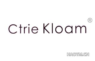 CTRIE KLOAM