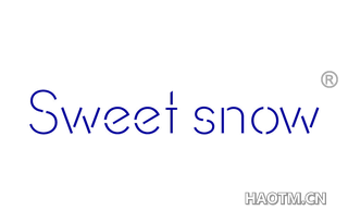 SWEEF SNOW