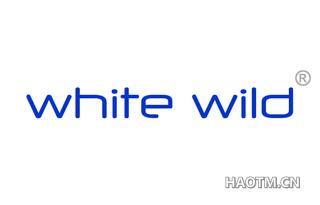 WHITE WILD