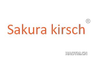 SAKURA KIRSCH