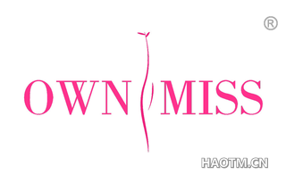 OWN MISS