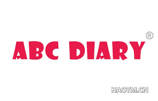 ABC DIARY