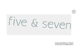 FIVE&SEVEN