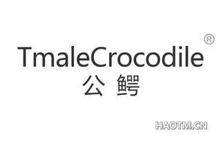 公鳄 TMALECROCODILE