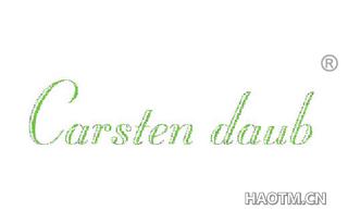 CARSTEN DAUB