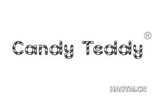 CANDY TEDDY