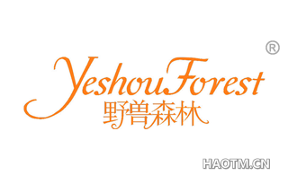 野兽森林 YESHOUFOREST