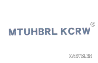 MTUHBRL KCRW