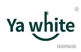 YA WHITE