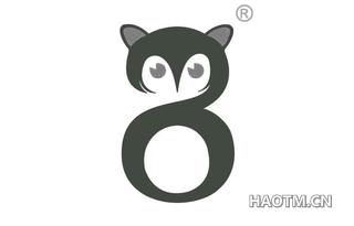 8猫头鹰图形