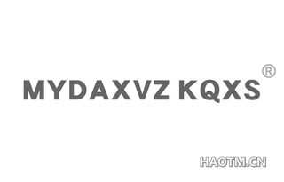MYDAXVZKQXS