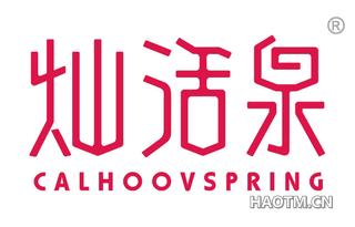 灿活泉 CALHOOVSPRING