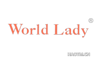 WORLD LADY