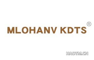 MLOHANV KDTS
