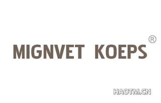 MIGNVET KOEPS