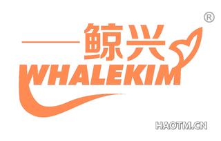 鲸兴 WHALEKIM