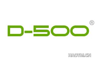 D-500