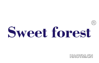 SWEET FOREST