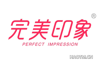 完美印象 PERFECT IMPRESSION