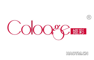 姬彩 COLOAGE