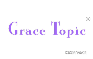 GRACE TOPIC