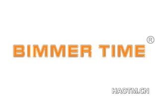 BIMMER TIME