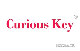 CURIOUS KEY