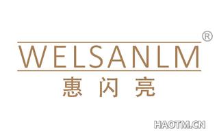 惠闪亮 WELSANLM