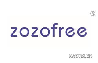 ZOZOFREE