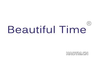 BEAUTIFUL TIME