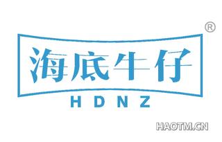 海底牛仔 HDNZ