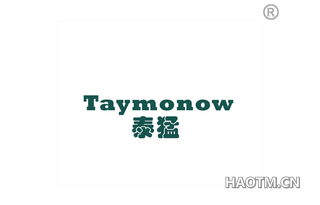 泰猛 TAYMONOW