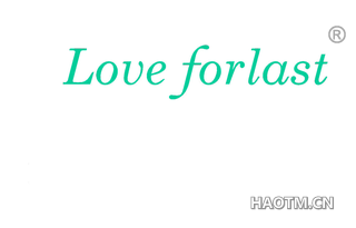 LOVE FORLAST