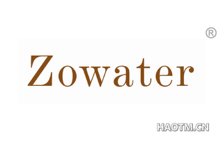 ZOWATER