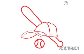 棒球帽图形