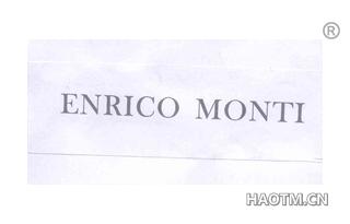 ENRICO MONTI
