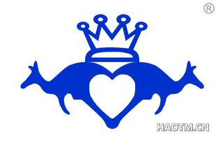袋鼠皇冠图形