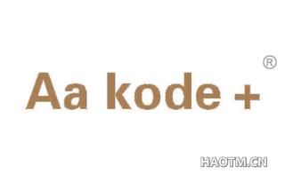 AA KODE