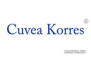 CUVEA KORRES