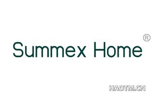 SUMMEX HOME