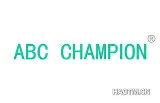 ABC CHAMPION