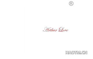 ARTHUR LOVE